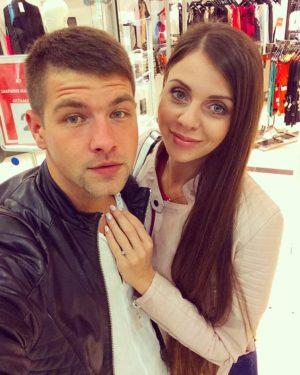Дмитрий Дмитренко и Ольга Рапунцель