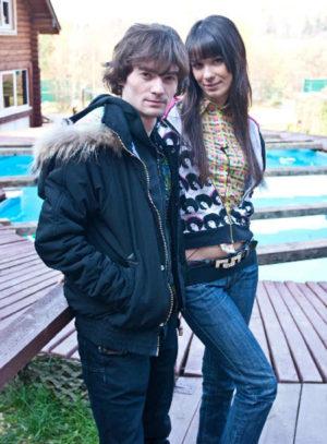 Екатерина Токарева и Венц