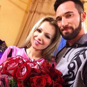 Катя Король и Денис Козлович