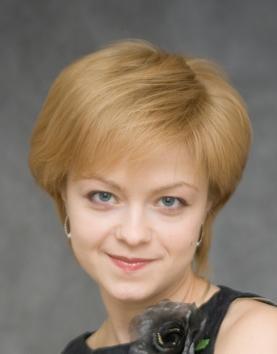 Жена Максима Поташева