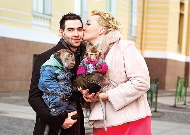 надежда ангарская вышла замуж фото сложно дается период