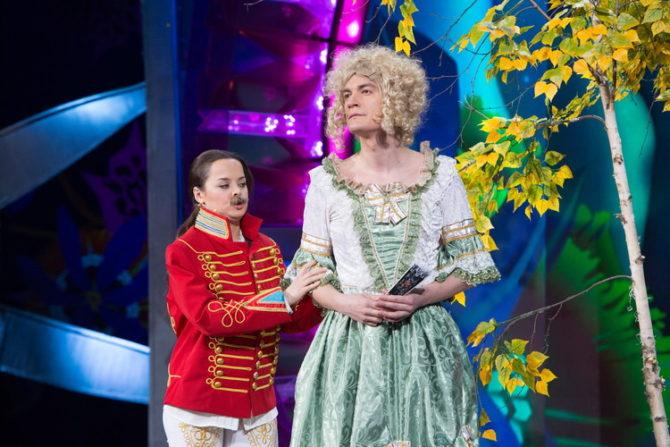 Александр Гудков и Наталья Медведева