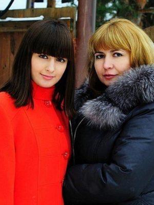 Маргарита Агибалова и Ирина Александровна