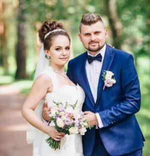 Макс Брандт и Ксюша Георгиева свадьба