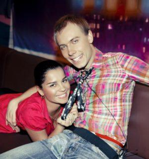 Юлия Колисниенко и Юрий Ободов