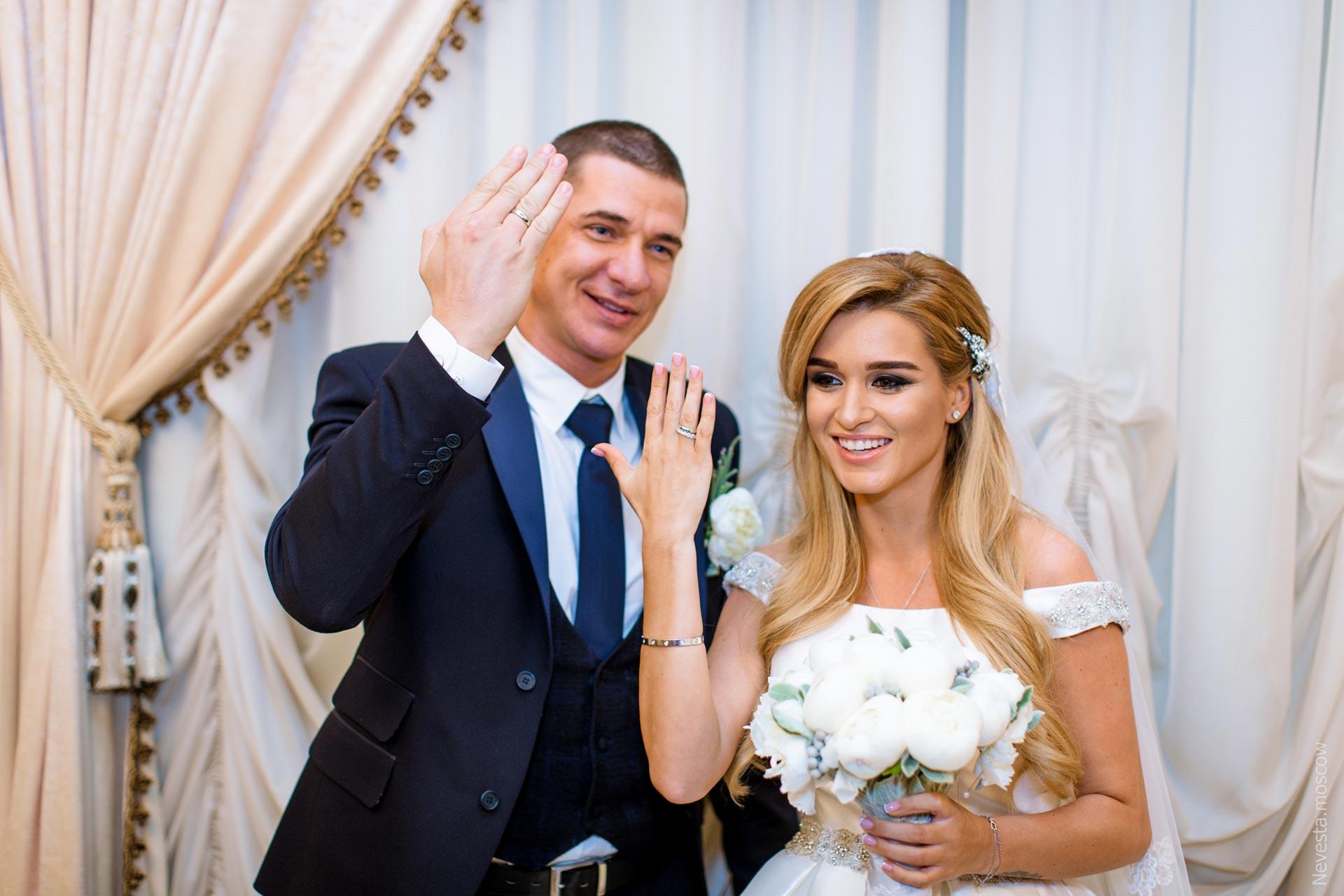 свадьба игоря николаева и юлия проскурякова фото