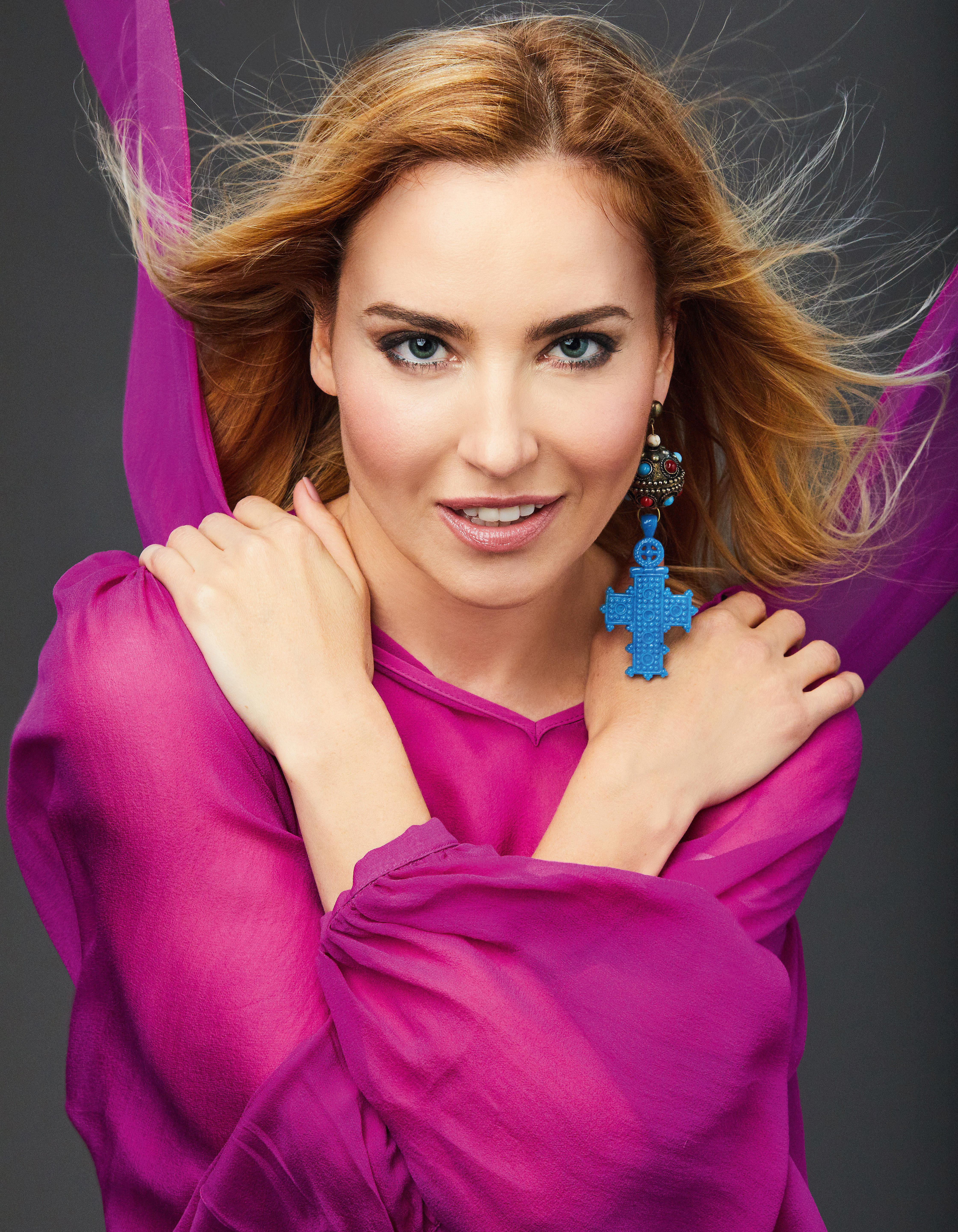 Что за актриса юлия александрова фото